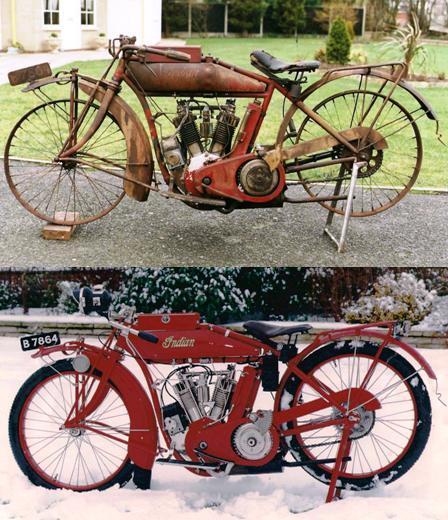 classic motorcycle repairs yorkshire